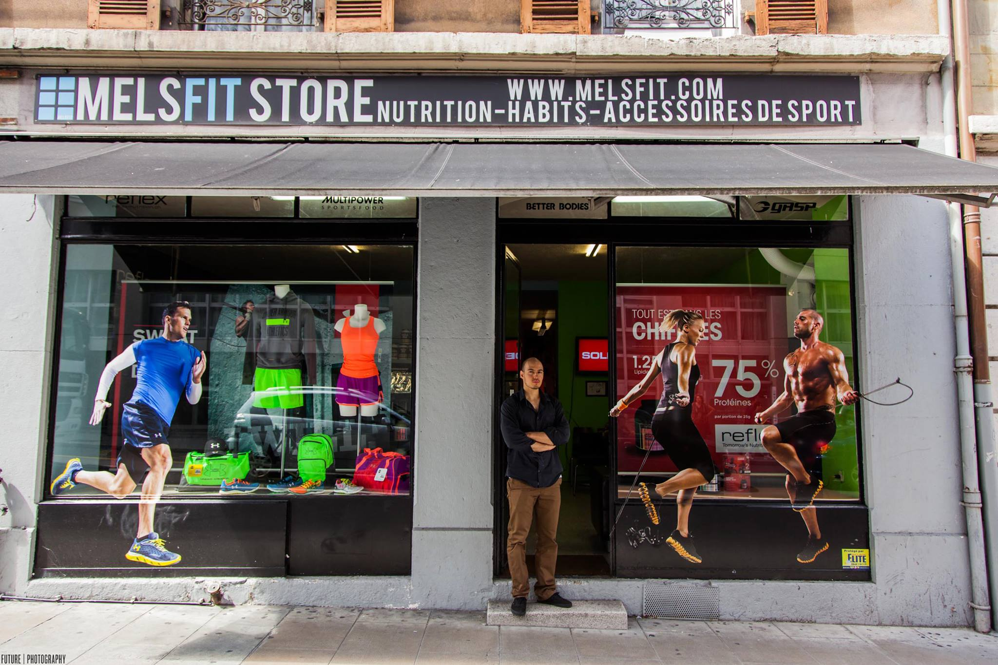 Melsfit store