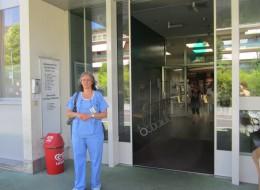 Maternité au CHUV (Centre hospitalier universitaire vaudois)