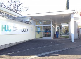 Hôpital de Loëx (HUG) service Physiothérapie